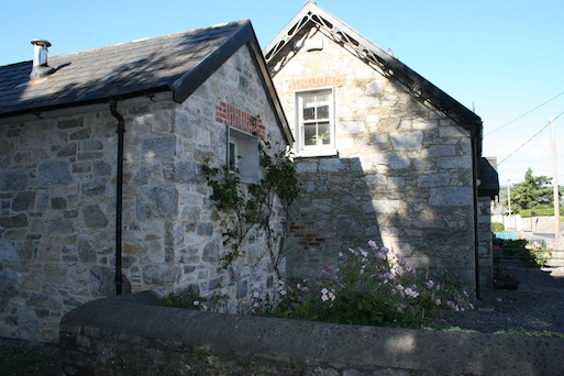 Exterior of Cahir Cottage Extension