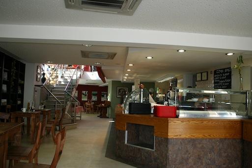 Exterior of RiverHouse Cafe Cahir