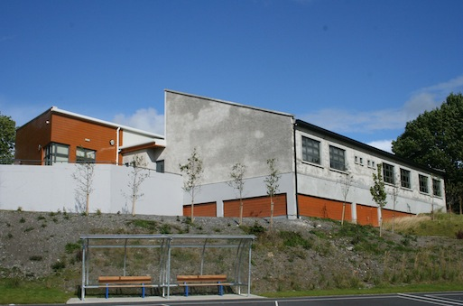 Exterior of Seir Kieran's National School