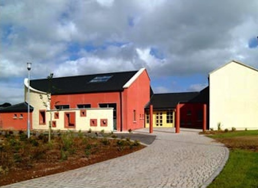 Exterior of Ballyporeen National School