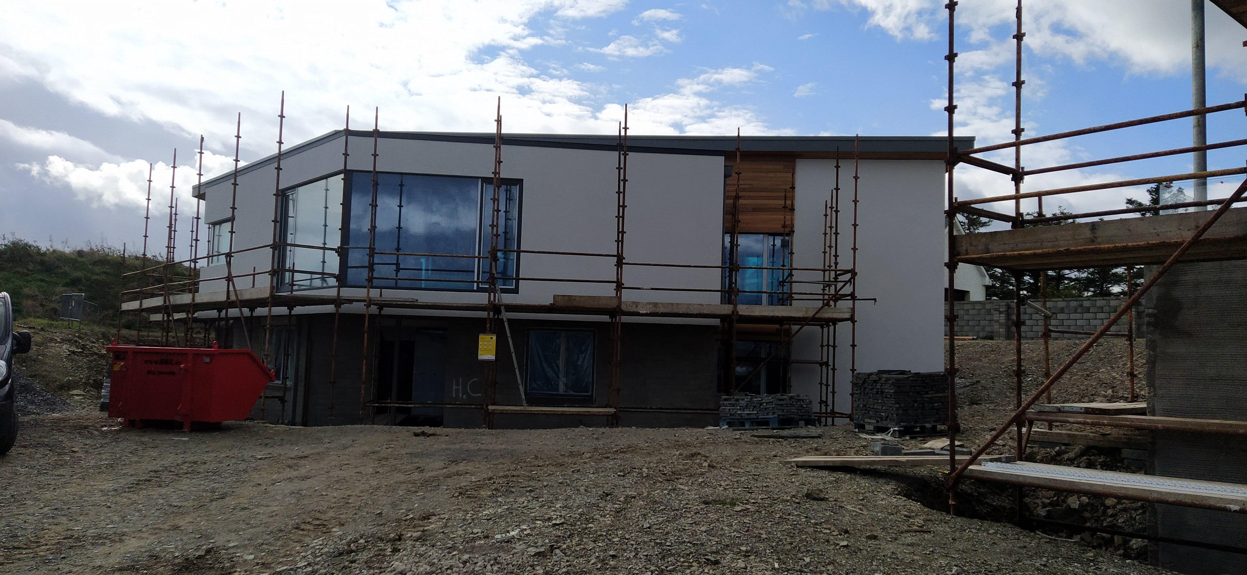 Exterior of Ardmore