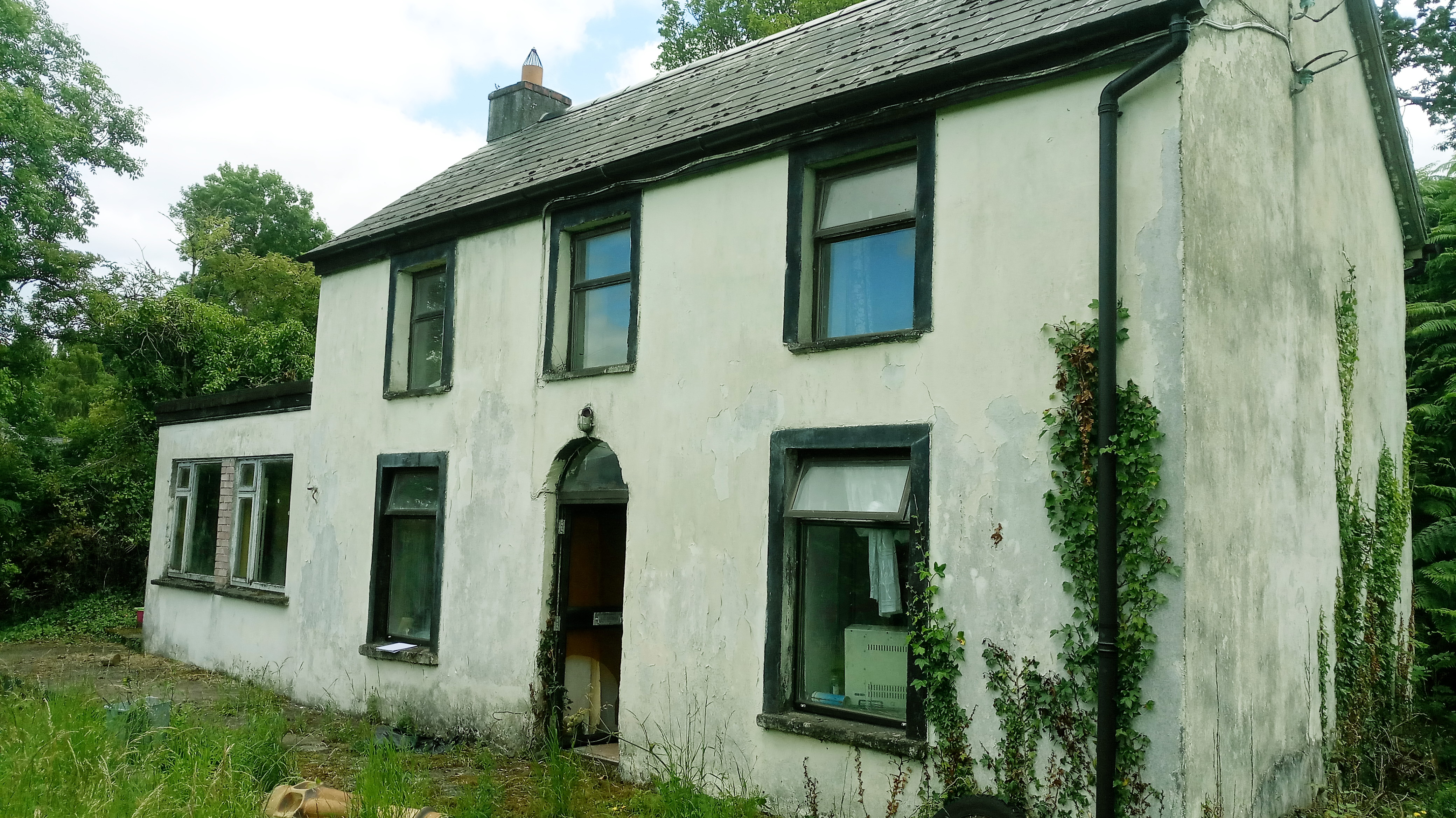 Exterior of O'Callaghan House